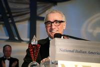 Martin Scorsese at the NIAF's 32nd Anniversary Awards.