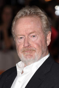 Ridley Scott at the  'The Martian' premiere.