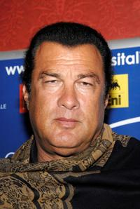Steven Seagal at the 3rd Annual Los Angeles Italia - Film Fashion & Art Fest.