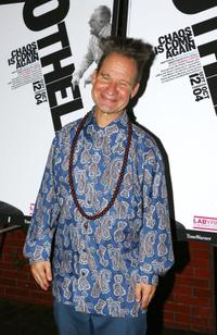 Peter Sellars at the Public Theater and Labyrinth Theater's production of