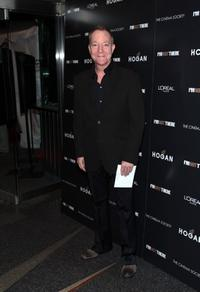 Paul Shaffer at the New York premiere of