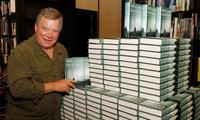 William Shatner at the Book signing function of