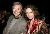 Robert Shaye and Jacqueline Bisset at the after party of the premiere of