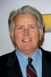 Martin Sheen at the 12th Annual Critics Choice Awards held at the Santa Monica Civic Auditorium.