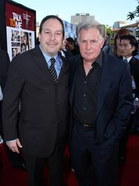 Martin Sheen and Mark Gordon at the Los Angeles Film Festival opening night screening of the film