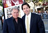 Martin Sheen and his son Ramon Sheen at the Los Angeles Film Festival opening night screening of the film