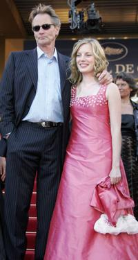 Sam Shepard and Sarah Polley at the screening of the film