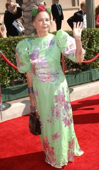 Leslie Caron at the 2007 Creative Arts Emmy Awards.