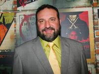 Joel Silver at the premiere of