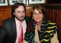 Ron Silver and Beverly Camhe at the