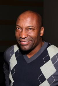 John Singleton at the AFI Screening of