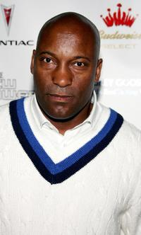 John Singleton at the 4th annual Premiere The New Power event.