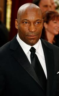 John Singleton at the 80th Annual Academy Awards.