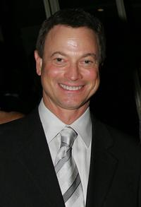 Gary Sinise at the Museum of Television and Radios annual Los Angeles gala.