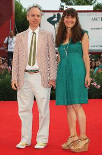Todd Solondz and Guest at the Closing Ceremony during the 66th Venice Film Festival.