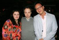 Marie Theres, Todd Solondz and Ryan Werner at the premiere of