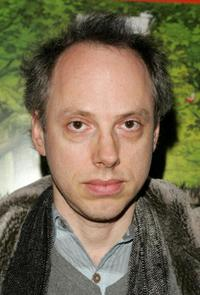 Todd Solondz at the premiere of