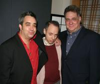 Stephen Guirgis, Todd Solondz and Richard Masur at the screening of