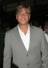 Aaron Sorkin at the screening of