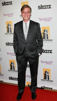 Aaron Sorkin at the 14th Annual Hollywood Awards Gala.