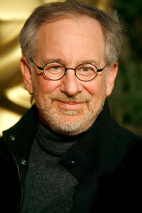 Steven Spielberg at the 79th Annual Academy Award Nominees Luncheon.