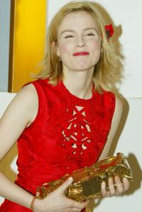 Isabelle Carre at the 28th Cesars Award Ceremony.