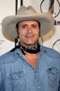 Frank Stallone at the Golden Boot Awards.