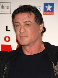 Sylvester Stallone at the premiere of