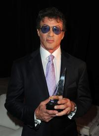 Sylvester Stallone at the 39th Annual Key Art Awards.