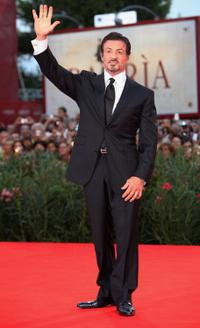 Sylvester Stallone at the Closing Ceremony during the 66th Venice Film Festival.