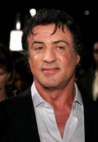 Sylvester Stallone at the Hollywood premiere of