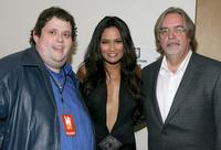 Tia Carrere, Matt Groening and Ralphie May at the Spike TV's 2007