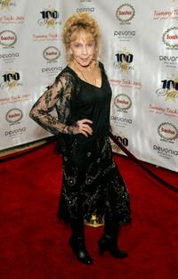 Stella Stevens at the 18th Annual Night Of 100 Stars Gala.