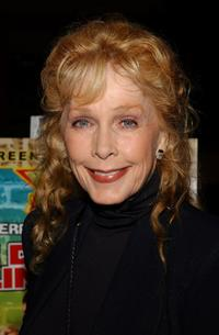 Stella Stevens at the special screening of