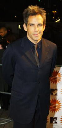 Ben Stiller at the MTV Europe Music Awards in Frankfurt, Germany.