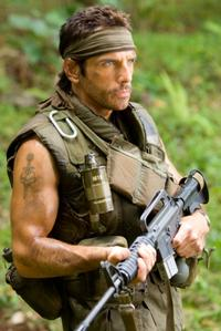 Ben Stiller as Tugg Speedman in