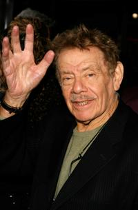 Jerry Stiller at the premiere of