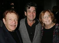 Jerry Stiller, Alan Rosenberg and Anne Meara at the Museum of Television and Radios Annual Los Angeles Gala.