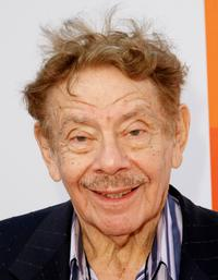 Jerry Stiller at the Syracuse University's $1 Billion Capital Campaign Kick off.