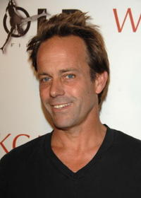 John Stockwell at the Bold Films AFM Party.