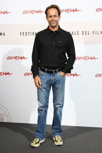 John Stockwell at the 3rd Rome International Film Festival.