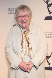 Pat Carroll at the Academy of Television Arts & Sciences Presents