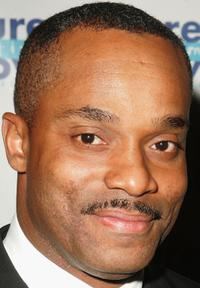 Rocky Carroll at the 3rd annual