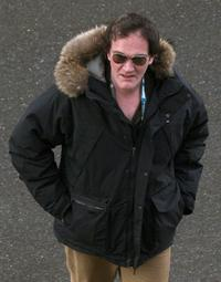 Quentin Tarantino at the 2008 Sundance Film Festival.