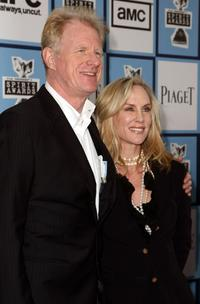 Ed Begley Jr. and Rachelle Carson at the 2008 Film Independent's Spirit Awards.
