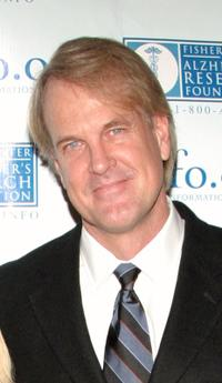 John Tesh at the Fisher Center Gala.