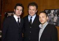 Henry Thomas, John C. Reilly and Stephen Finnegan at the after party of the premiere of