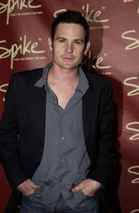 Henry Thomas at the official launch party for Spike TV.