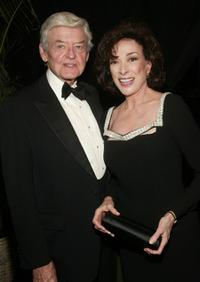 Hal Holbrooke and Dixie Carter at the