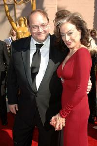 Marc Cherry and Dixie Carter at the 2007 Creative Arts Emmy Awards.
